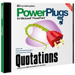 PowerPlugs: Quotations for PowerPoint