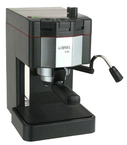 Delonghi Coffee Maker Overflow : Briel ES15BF Lido Pump Espresso Machine, Black Espresso Machine Reviews