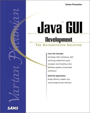 Gui download ebook java