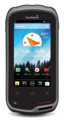 Garmin Monterra - GPS para coches de 4