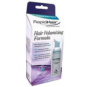 Rapid Lash RapidHair Hair Volumizing Formula Leave-in Conditioning Foam 50ml