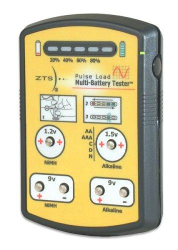 ZTS Mini 9R Battery Tester - ZTS MINI-MBT9R