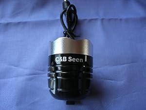 C&B SEEN - CREE XM-L T6 LED 1000 lumen Cycling Bicycle / Bike Light, HeadLight/ Head Lamp