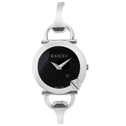 36fe9527639 Buy Cheap GUCCI Women s YA122502 Chiodo 122 Series Stainless Steel Watch  FREE Shipping