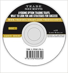 Audio books on options trading