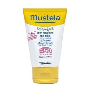 Mustela High Protection Sun Lotion SPF 50 - 1.6 oz.