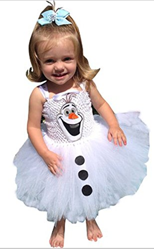 CXFashion Olaf Tutu Dress Girls Baby Kids Cosplay Party Costume for Toddler (4Y)  sc 1 st  Baby to Boomer Lifestyle & 2017 Disney FROZEN Halloween Costumes for the Whole Family