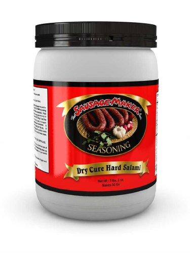 Dry Cure Hard Salami Seasoning
