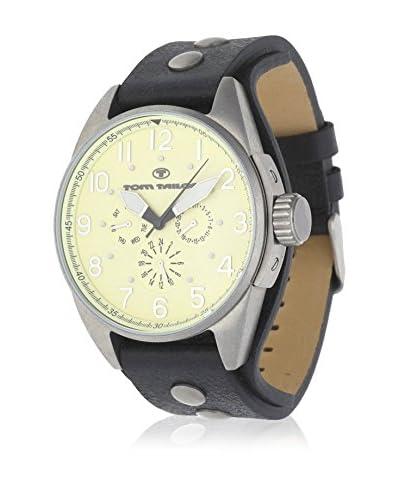 TOM TAILOR Reloj de cuarzo 5405905 Negro 45 mm