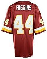 John Riggins Washington Redskins Mitchell & Ness Throwback Premier Red Jersey size Small