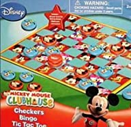 Disney Mickey Mouse Clubhouse Checker…