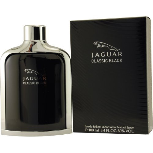 jaguar classic black ounce men perfume. Black Bedroom Furniture Sets. Home Design Ideas