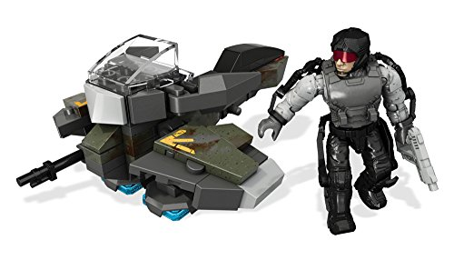 Mega Bloks Call of Duty Hoverbike Raid Playset - 1