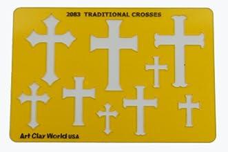 Artistic Design Template - Traditional Crosses