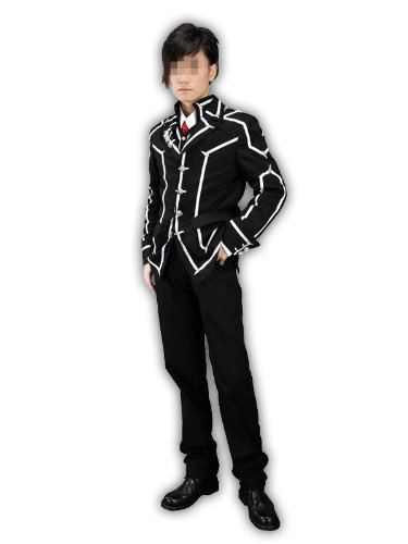 Japanese Anime Vampire Knight Cosplay Costume – Day School Male Uniform X-Large