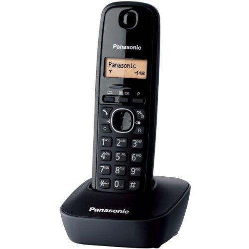 Télephone Panasonic dect solo noir kx-tg1611 picture
