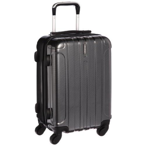 [ピジョール] PUJOLS ピジョール アイアンIII スーツケース 48cm・32リットル・2.7kg 05721 02 (ブラックカーボン)