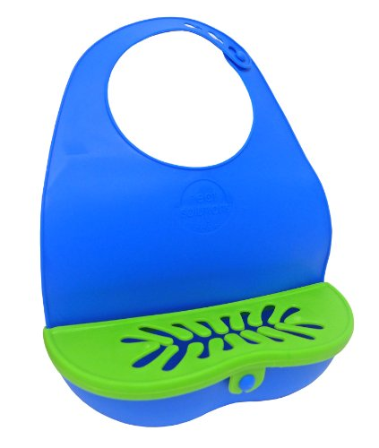 Neat Solutions Boy Lil' Snacker Bib, Boy front-801623
