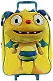 Henry Hugglemonster 3D Trolley Bag