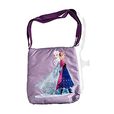 Disney Frozen Anna and Elsa Crossbody Bag: Handbags