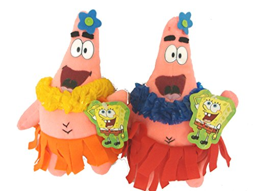 Spongebob Squarepants Patrick Star 2 Plush Doll Stuffed Toy - 1