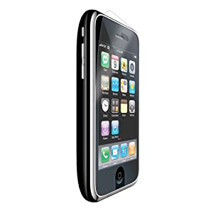 Case-Mate Screen Protector Film 3 Pack for iPhone 3G, 3G S