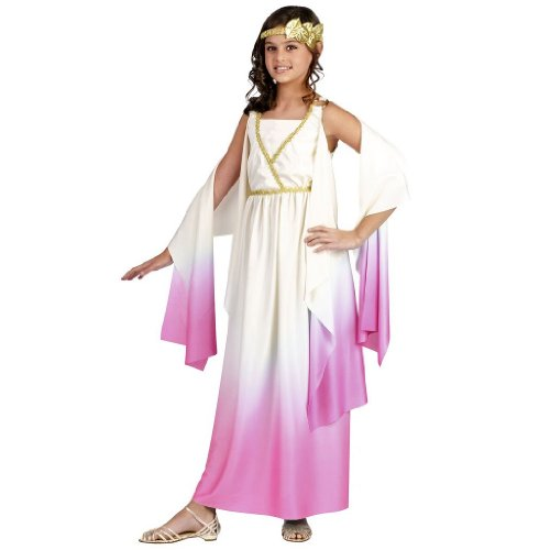 Child's Athena Costume Size Medium (8-10)