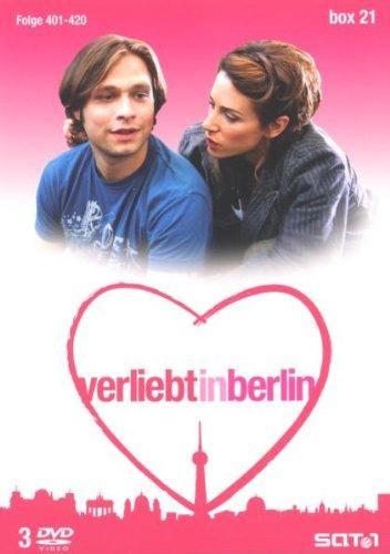 Verliebt in Berlin - Box 21, Folge 401-420 (3 DVDs)