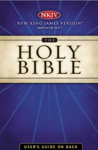 Thomas Nelson - Holy Bible, New King James Version (NKJV)