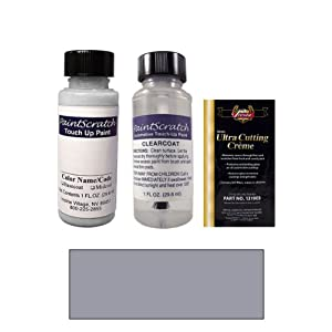 Hyundai Color Card Metallics on Metallic Paint Bottle Kit For 1996 Hyundai Accent Brio  Mw