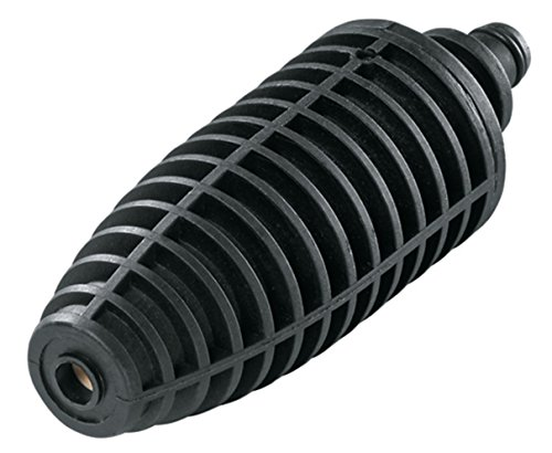 Bosch F016800353 Rotary Nozzle for AQT High-Pressure Washers (Black)
