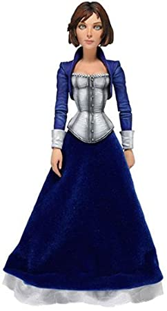 BIOSHOCK INFINITE SERIES 1 ELIZABETH ACTION FIGURINE