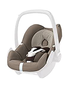 maxi cosi pebble car seat replacement cover earth brown baby. Black Bedroom Furniture Sets. Home Design Ideas