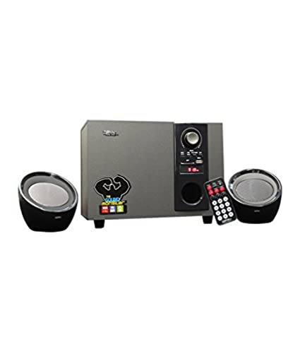 Zebronics SW2530 2.1 Channel Multimedia Speakers