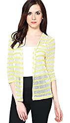 Only Women'S Casual Cardigan (_5712063258438_White Alyssum_X-Large_)
