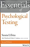 img - for Essentials of Psychological Testing (Essentials of Behavioral Science) book / textbook / text book