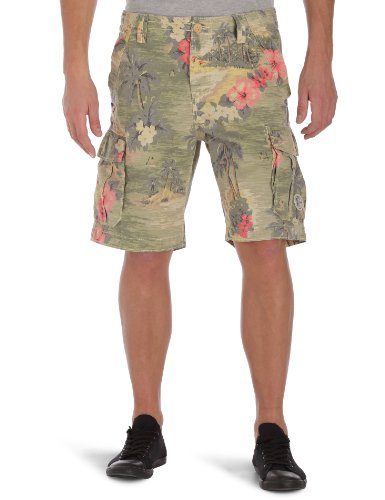 O'Neill O'Riginals Dry Reef Walks Men's Shorts White All Over Print X-Small