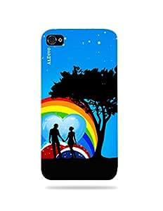 alDivo Premium Quality Printed Mobile Back Cover For Apple iPhone 4 / Apple iPhone 4 Back Case Cover (MKD1075)