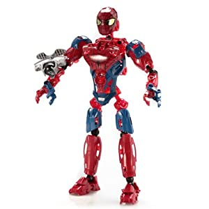 Mega Bloks Spiderman Techbot