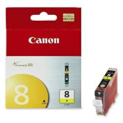 Canon CLI-8Y Ink Tank-Yellow