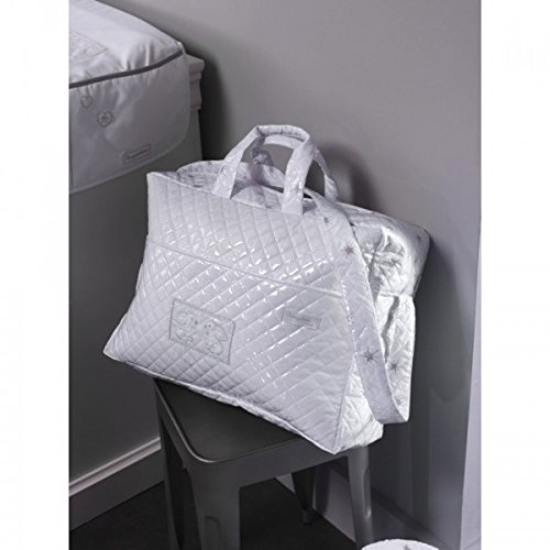 Nougatine - Sac Nursery Basile - Blanc