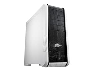 Cooler Master CM690 II Advanced Edition USB 3.0 ATX Case - Black/White