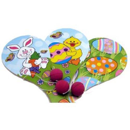 Amscan Easter Paddle Ball - 1