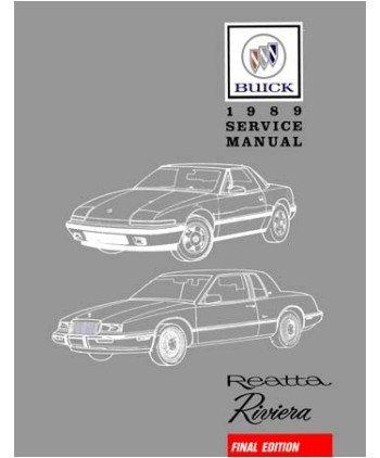 1989 buick reatta riveria shop service repair book manual engine 1989 buick reatta riveria shop service repair book manual engine electrical oem publicscrutiny Gallery