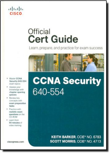 CCNA Security Official Exam Certification Guide