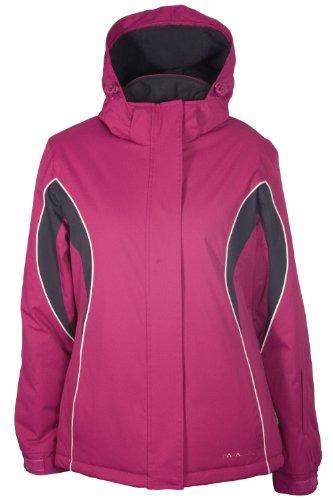 Mountain Warehouse Sugar Womens Damen Winter Ski Snowboard Skifahren Warm Jacke Outdoor Brand Neu Rosa 32
