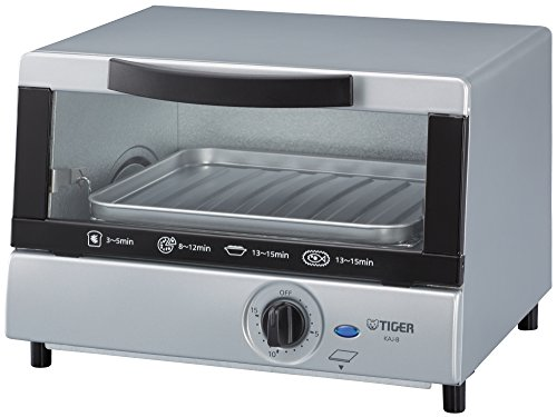 Tiger Corporation KAJ-B10U Double Infrared Toaster Oven with Removable Crumb Tray (Small Double Oven compare prices)