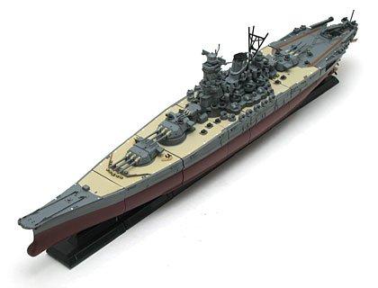 1/700 タカラ 連斬模型シリーズ 男たちの大和 戦艦大和 天一号作戦時 全7種セット