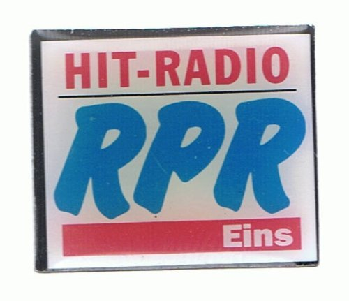 HIT-Radio RPR Eins - Pin