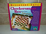 Discovery Toys Checkersaurus Rex Board Game